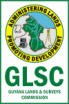Guyana Lands and Surveys Commission Logo