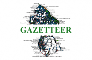 Official Gazetteer of Guyana